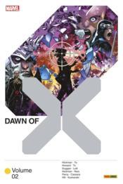 Dawn of X T.2 - Couverture - Format classique