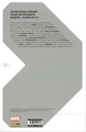 Dawn of X T.2 - 4ème de couverture - Format classique