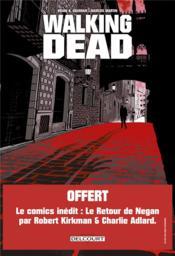 Walking dead ; l'étranger et le retour de Negan - Couverture - Format classique