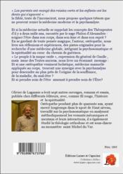 Le peuple à la nuque raide : santé et sainteté : écrire dans la marge - 4ème de couverture - Format classique