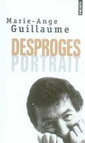 Desproges ; portrait - Intérieur - Format classique