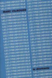 Le livre impossible - Intérieur - Format classique