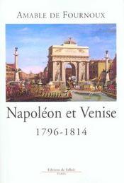Napoleon et venise - Intérieur - Format classique