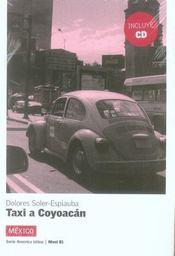 Taxi à Coyoacán niveau 3 - Intérieur - Format classique