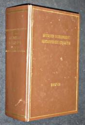 Nouveau dictionnaire biographique européen - Couverture - Format classique