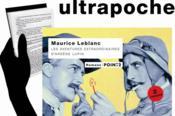 Les aventures extraordinaires d'Arsène Lupin - Couverture - Format classique