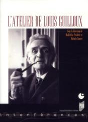 L'atelier de Louis Guilloux - Couverture - Format classique