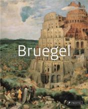 Bruegel (Masters Of Art) /Anglais - Couverture - Format classique