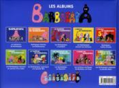 BARBAPAPA ; Barbapapa - 4ème de couverture - Format classique