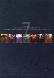 Sept ; coffret t.1 à t.7 - 4ème de couverture - Format classique