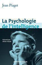 La psychologie de l'intelligence - Couverture - Format classique