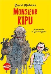 Monsieur Kipu - Couverture - Format classique
