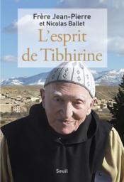 telecharger L'esprit de Tibhirine livre PDF en ligne gratuit