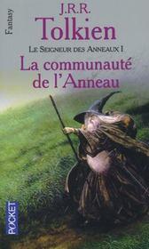 Le Seigneur Des Anneaux T.1 ; La Communaute De L'Anneau - Intérieur - Format classique