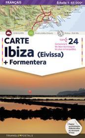Ibiza et Formentera - Couverture - Format classique