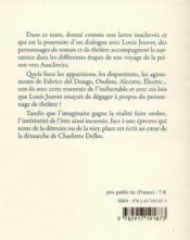 Spectres, mes compagnons (2e édition) - 4ème de couverture - Format classique
