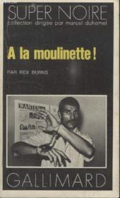 Collection Super Noire N° 52. Rex Burns. - Couverture - Format classique