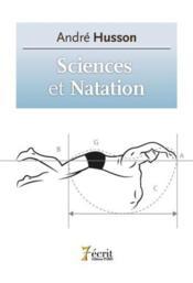 Sciences Et Natation - Couverture - Format classique