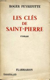 Les Cles De Saint Pierre - Couverture - Format classique
