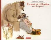Ernest et Célestine ont des poux - Couverture - Format classique