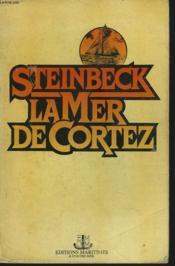La Mer De Cortez - Couverture - Format classique