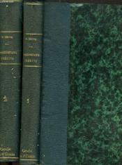 Correspondance Inedite En 2 Tomes. - Couverture - Format classique