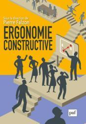 Ergonomie constructive - Couverture - Format classique