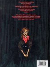 Bouche d'ombre T.1 ; Lou 1985 - 4ème de couverture - Format classique