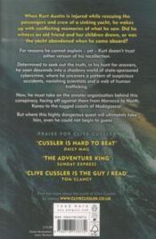 Ghost Shi - Numa Files 12 - 4ème de couverture - Format classique