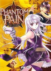 Phantom pain t.3 - Couverture - Format classique
