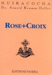 Rose + Croix - Couverture - Format classique
