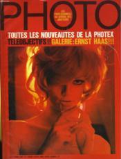 Photo N° 6 - Toutes Les Nouveautes De La Photex - Teleobjectifs - Galerie: Ernst Haas - Couverture - Format classique