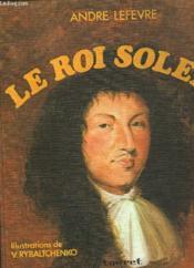 Le Roi Soleil - Couverture - Format classique