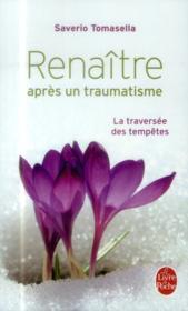 Renaître après un traumatisme - Couverture - Format classique