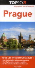Top 10 ; Prague - Couverture - Format classique
