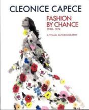 Cleonice capece fashion by chance - Couverture - Format classique