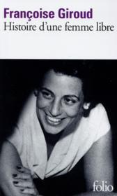 Histoire d'une femme libre - Couverture - Format classique