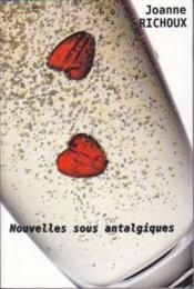 Nouvelles sous antalgiques - Couverture - Format classique