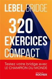 320 exercices compact - Couverture - Format classique