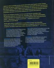 Les étoiles souterraines - 4ème de couverture - Format classique