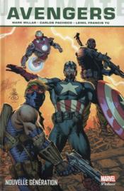 Ultimate Avengers T.1 ; nouvelle génération - Couverture - Format classique
