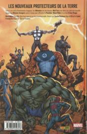 Ultimate Avengers T.1 ; nouvelle génération - 4ème de couverture - Format classique