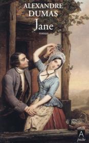 Jane - Couverture - Format classique