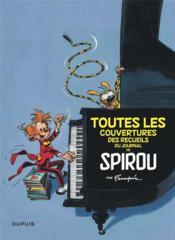 Toutes les couvertures des recueils du journal de Spirou par Franquin - Couverture - Format classique