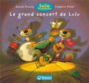 Le grand concert de Lulu - Couverture - Format classique