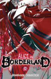 Alice in Borderland T.12 - Couverture - Format classique