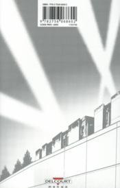Alice in Borderland T.12 - 4ème de couverture - Format classique