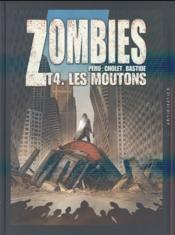 Zombies T.4 ; les moutons - Couverture - Format classique