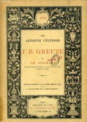 J. B. Greuze (Les Artistes Celebres) - Couverture - Format classique
