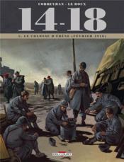 14-18 T.5 ; le colosse d'ébène (février 1916) - Couverture - Format classique